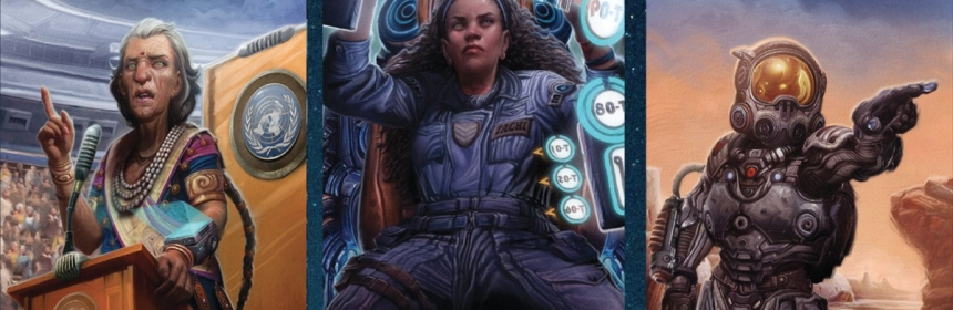 Review: The Expanse RPG | Drop Lowest